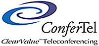 The Technology Advantage: Free Audio Conferencing provided by ConferTel